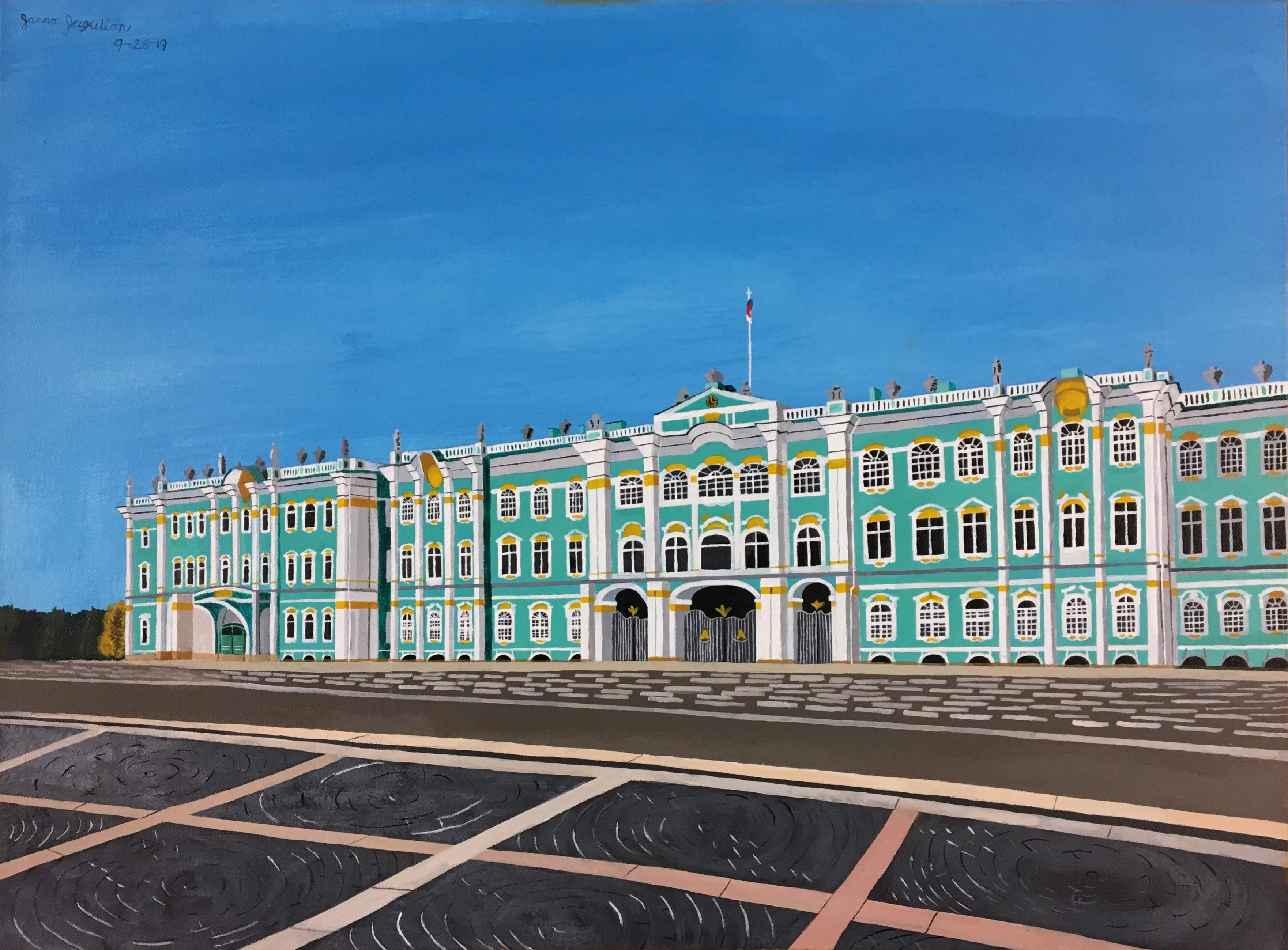 """""""The Winter Palace"""" by Janno Juguilon"""