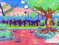 """""""Fantasy Marsh"""" by Jason Harris"""