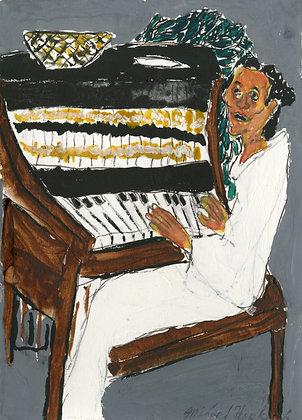 """Ida Goodson"" by Michael Hopkins"