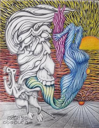 """Dueling Horizons"" by Paul Kowalewski"