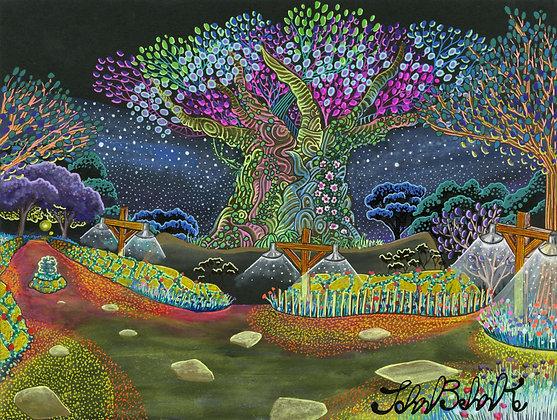 """Tree of Life"" by John Behnke"