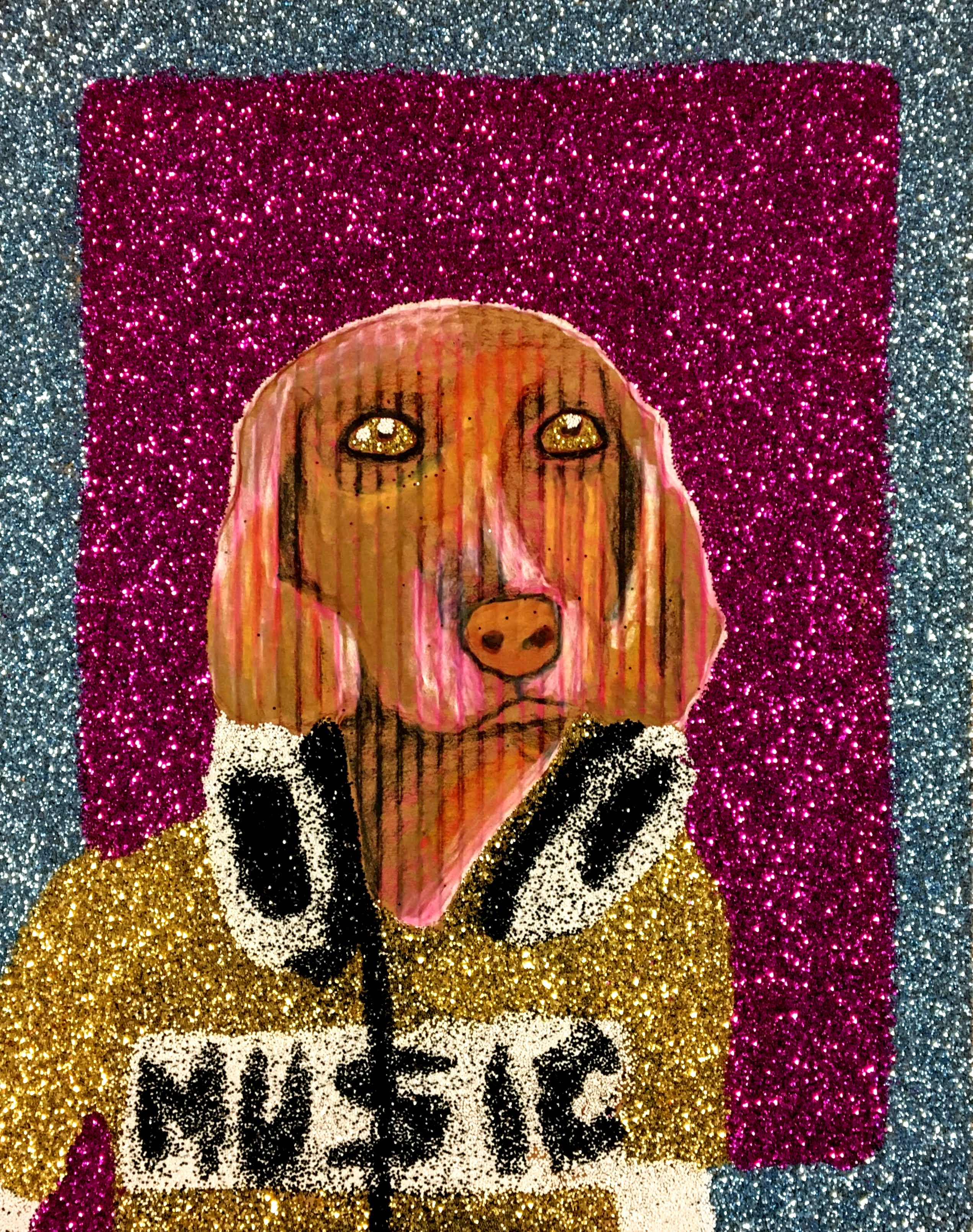 """DJ Dog"" by Sereno Wilson"