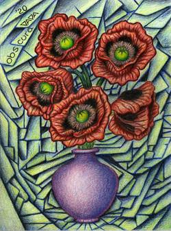 """""""Poppies"""" by Paul Kowalewski"""