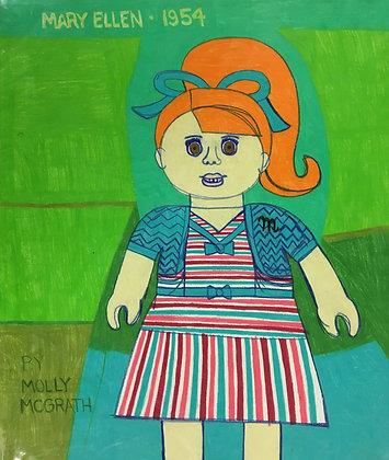 """Mary Ellen"" by Molly McGrath"