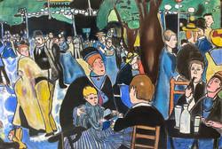 """""""Garden Party"""" by George Zuniga"""