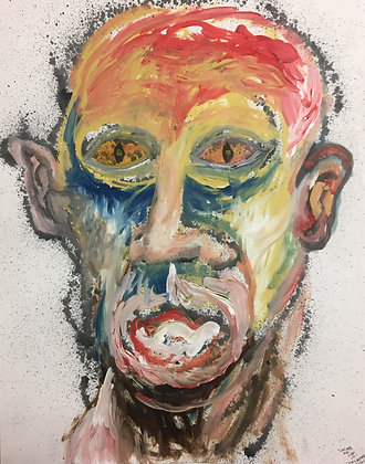 """""""Cleft Lip"""" by Luke Shemroske"""