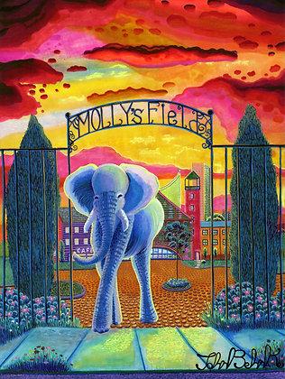 """""""Molly's Field"""" by John Behnke"""