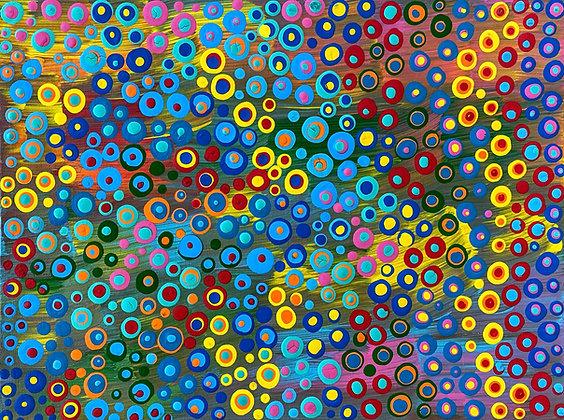 """""""Dot Haze"""" by Sheila Smith"""