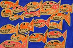 """The Goldfish"" by Safiya Hameed"