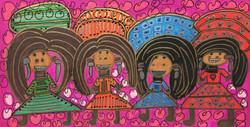 """""""The Four Stars"""" by Safiya Hameed"""