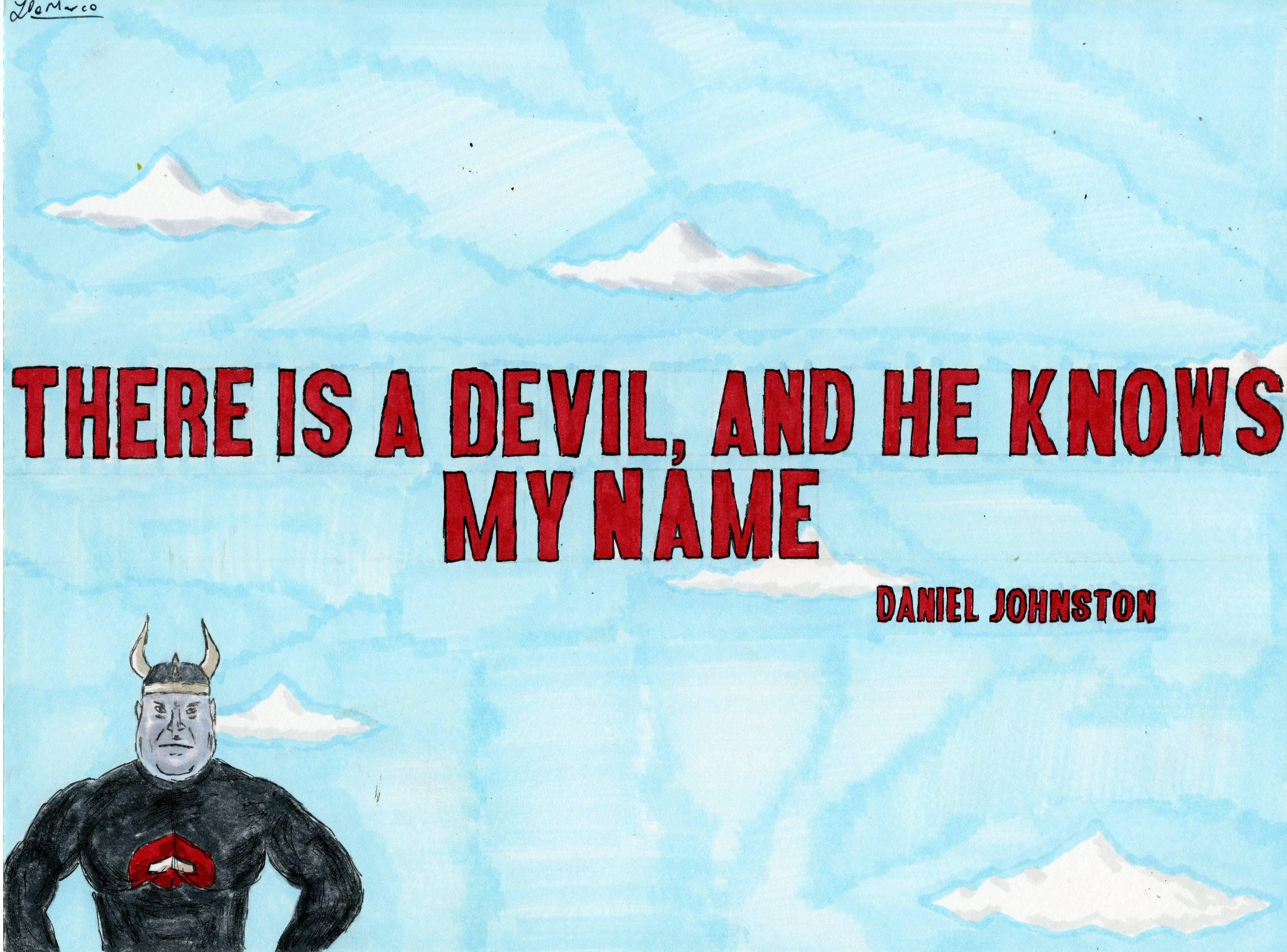 """""""Devil"""" by Louis DeMarco"""