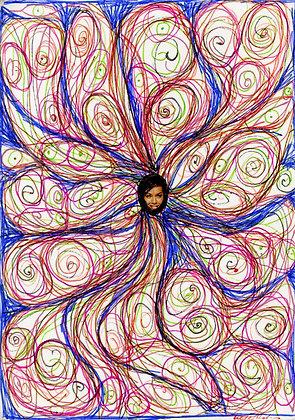 """""""Swirl Storm""""by Bill Douglas"""