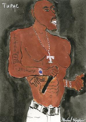 """""""Tupac"""" by Michael Hopkins"""