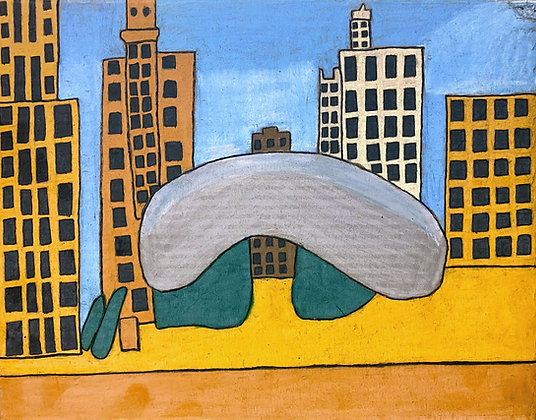 """""""The Bean"""" by David Holt"""