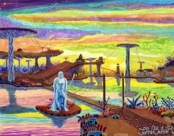 """Human Colony"" by John Behnke"