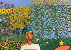 """""""My Flower Garden"""" by Blake Lenoir"""