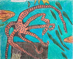 """""""Squid Arms"""" by Franklin Armstrong"""