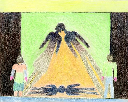 """""""Shadows"""" by Ken Bortman"""