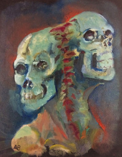 """""""Two Faced"""" by Alfred Banks"""