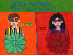 """Rock Flowers Friends"" by Molly McGrath"