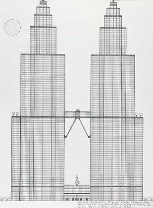 """United Corporation Financial Center"" by Kareem Davis"