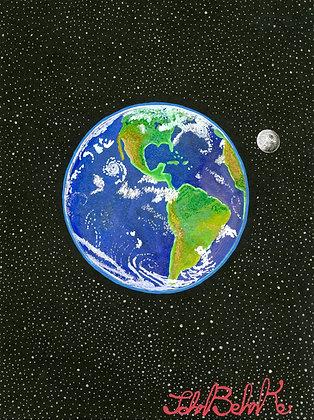 """""""Planet Earth"""" by John Behnke"""