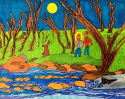 """Walk in the Woods"" by Allen McNair"