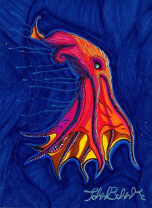 """Squid"" by John Behnke"