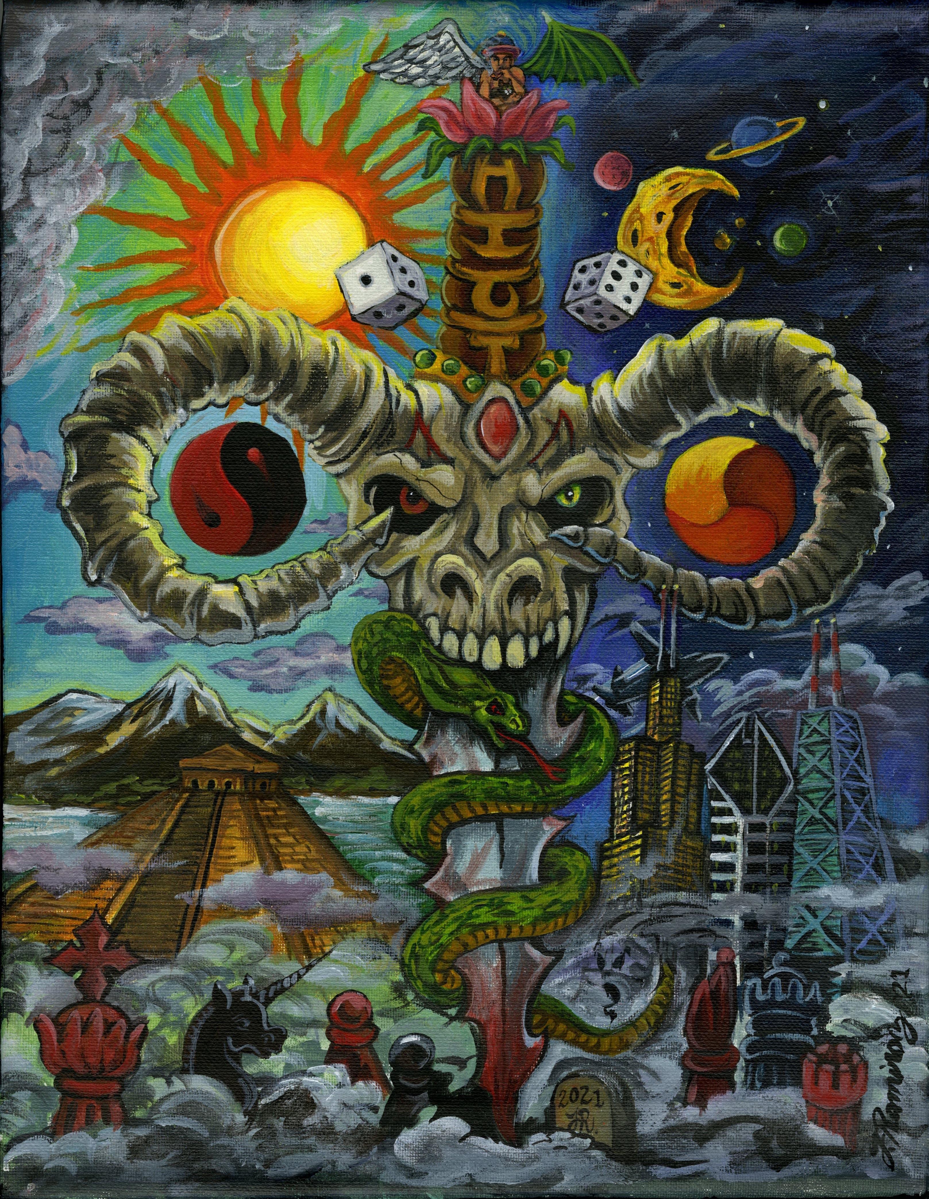 Mystic Balance