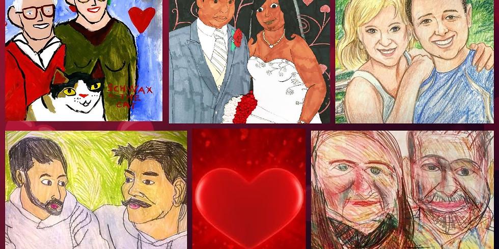 Valentines Portrait Slam