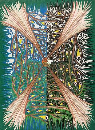 """""""Birds in the Trees"""" by Bill Douglas"""