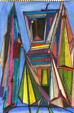"""Coloreful Geometry"" by Larry Rosenberg"
