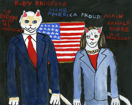 """Make America Proud Again"" by Ruby Bradford"