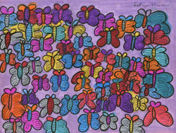 """""""The Butterflies"""" by Safiya Hameed"""