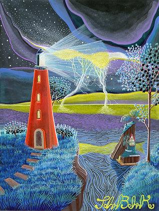 """""""Lookout"""" by John Behnke"""