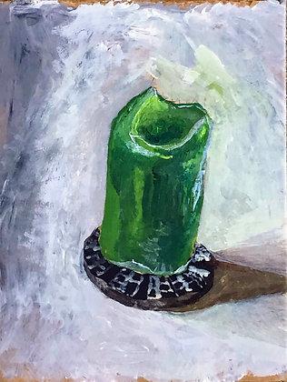 """""""Candle"""" by Luke Shemroske"""