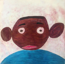 Joseph Cobbs - Self Portrait