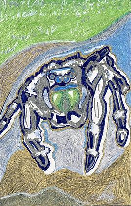 """""""Tarantula"""" by Keturah Lynn"""