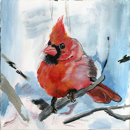 """""""Cardinal"""" by Alfred Banks"""