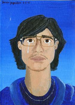 """Sadness"" by Janno Juguilon"