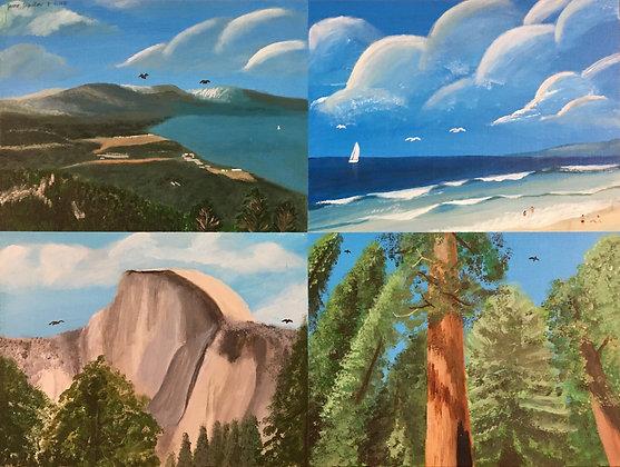"""""""California Vacation"""" by Janno Juguilon"""