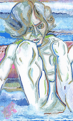 """""""Anger"""" by Keturah Lynn"""