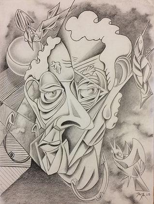 """""""Ego"""" by Paul Kowalewski"""