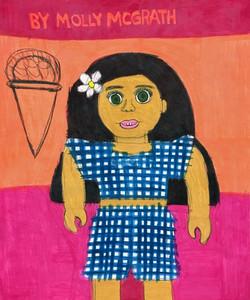 Hawaiian Girl by Molly McGrath