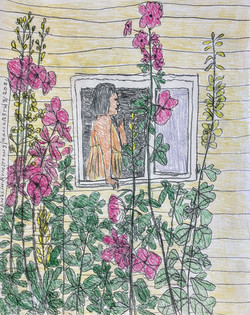 """""""Garden Window"""" by Franklin Armstrong"""