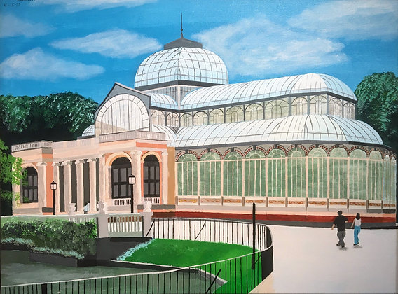 """The Crystal Palace"" by Janno Juguilon"
