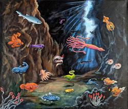 """Sea Monsters"" by Fernando Ramirez"