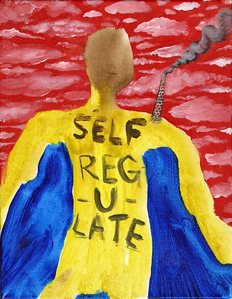 """Self Regulate"" by Luke Shemroske"