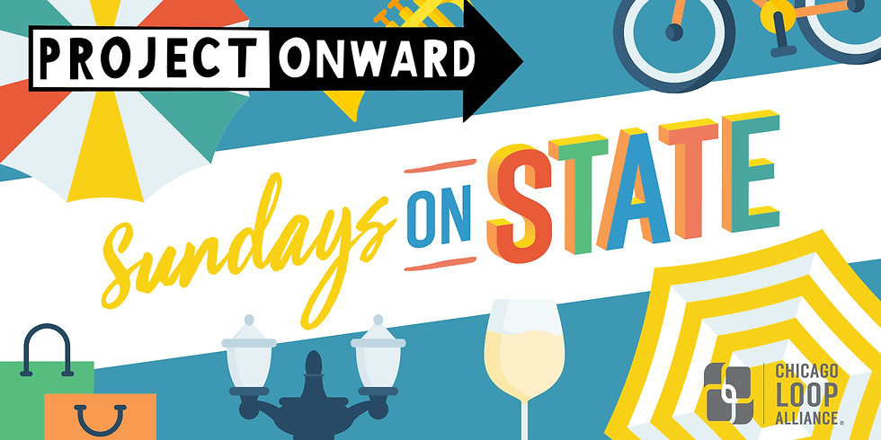 Project Onward at Sundays on State - AGAIN!