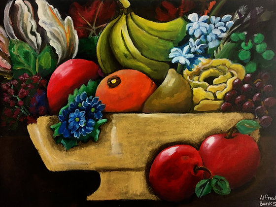 """""""Still Life"""" by Alfred Banks"""